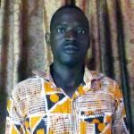 LAMBONI Yalkoa, Surveillant de l'Espace de Jeux et de Loisirs du Boulevard du 13 Janvier (centre-ville de Lomé) et employé du mois de juin