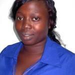 TCHALARE Memina, Responsable de zone de l'Espace Prestige Taba (Palm Beach Lomé) et employée du mois de juin