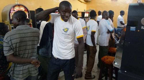 Lydia Ludic Burkina Faso a animé son Espace de Jeux et de Loisirs du quartier Secteur 1 de Banfora