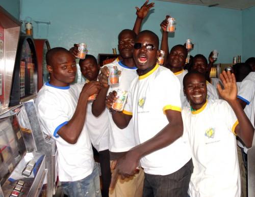 Lydia Ludic Burkina Faso a animé son Espace de Jeux et de Loisirs du quartier Secteur 1 de Boromo