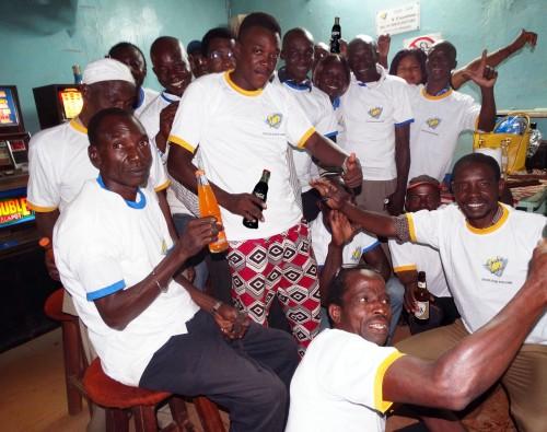 Lydia Ludic Burkina Faso a animé son Espace de Jeux et de Loisirs du quartier Accard Ville de Bobo-Dioulasso