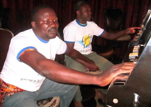 Lydia Ludic Togo a organisé une tombola pour ses clients du quartier Agoe Nyivé