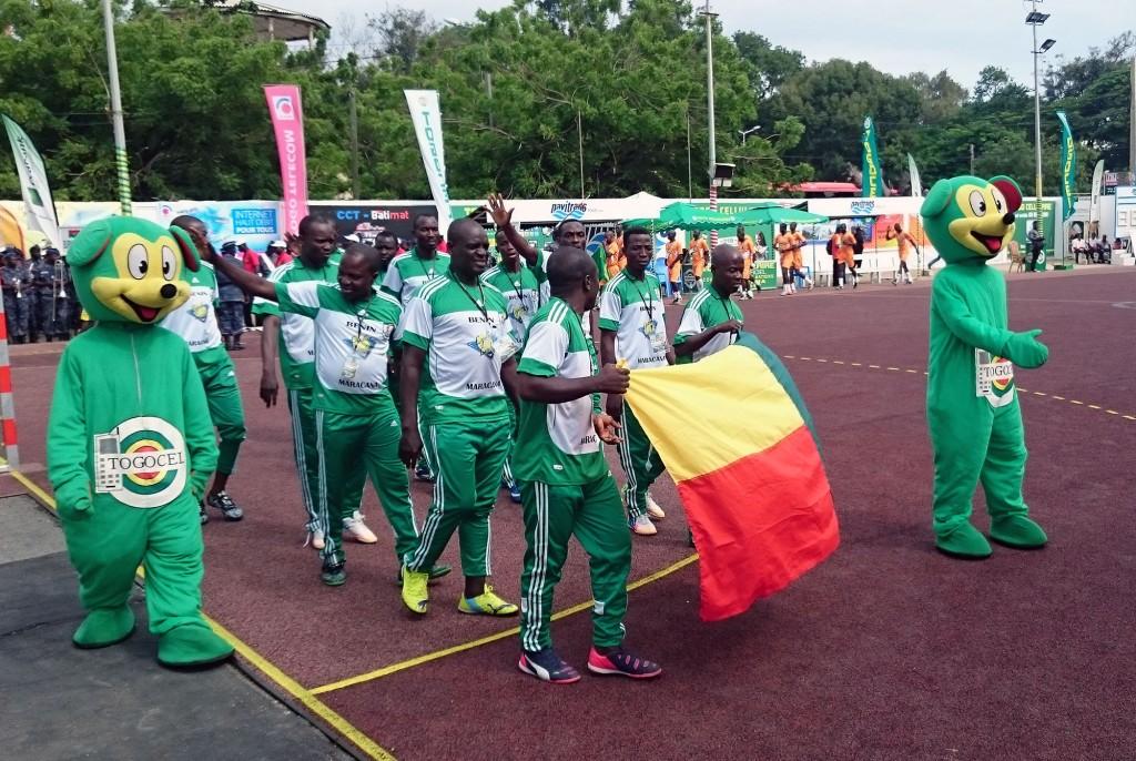 CAN de Maracana 2015 : Lydia Ludic Bénin a sponsorisé l'équipe béninoise