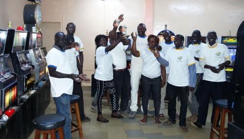 Lydia Ludic Burkina Faso a animé son Espace de Jeux et de Loisirs du quartier Toyibin de Ouagadougou