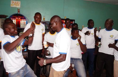 Lydia Ludic Burkina Faso a animé son Espace de Jeux et de Loisirs du quartier Zone 1 de Ouagadougou