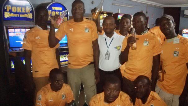 Lydia Ludic Côte d'Ivoire a animé son Espace de Jeux et de Loisirs du quartier Colas de San Pedro