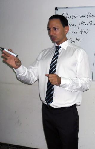Alexandre QADER a offert une formation aux agents de Lydia Ludic Togo