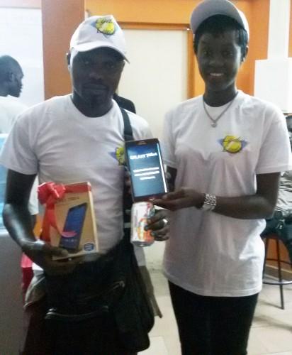 Lydia Ludic Côte d'Ivoire a animé son Espace de Jeux et de Loisirs du quartier Abobo Gare, dans la commune d'Abobo à Abidjan