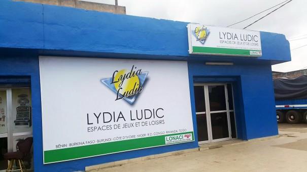 Lydia Ludic Côte d'Ivoire a rénové son Espace de Jeux et de Loisirs de la rue Princesse, à yopougon, abidjan