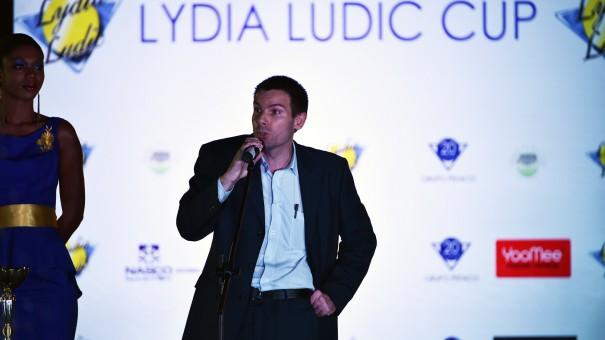 Discours d'honneur de Gregory MEUNIER, Directeur Général de Lydia Ludic Côte d'Ivoire, lors de la soirée de prestige organisée par la société au Golf Club d'Abidjan