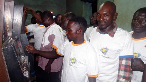 Lydia Ludic Burkina Faso a animé son Espace de Jeux et de Loisirs du quartier Bolmakoté de Bobo-Dioulasso