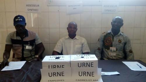 Lydia Ludic Côte d'Ivoire a organisé les élections des délégués de son personnel