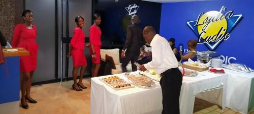 Lydia Ludic Côte d'Ivoire a présenté le Beaujolais nouveau aux clients de son Espace Prestige du Golf Club d'Abidjan