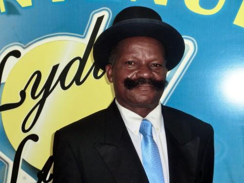 M. Cromwell DORCIS, 2nd du concours de La Plus Belle Moustache organisé par Lydia Ludic Togo pour récolter des fonds pour l'association Movember