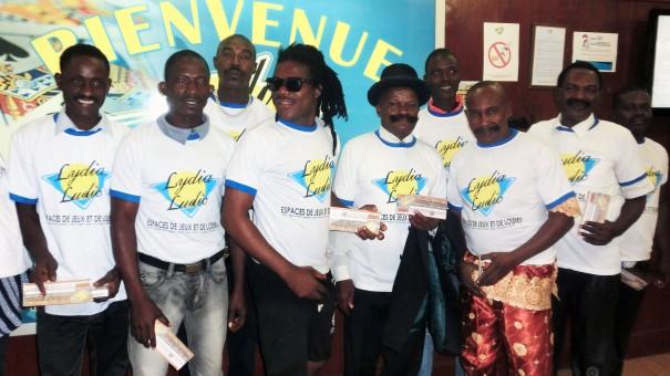 Plus d'une cinquantaine de Moustachus ont participé au fundraiser de Lydia Ludic Togo pour l'association Movember