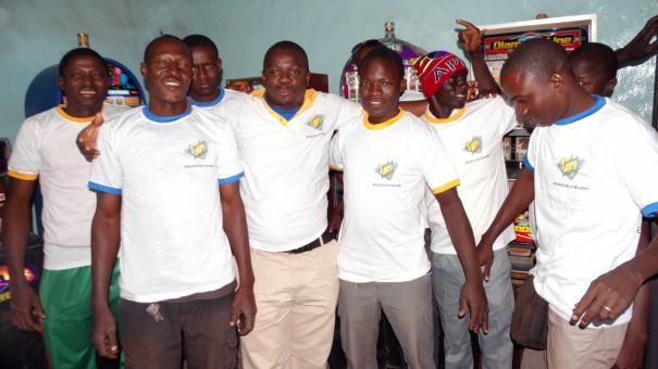 Lydia Ludic Burkina Faso a animé son Espace de Jeux et de Loisirs du quartier Dapoya, à Ouagadougou