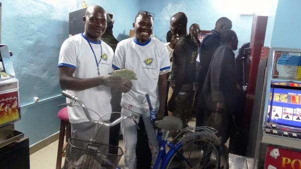 Inauguration d'un Espace de Jeux et de Loisirs : Lydia Ludic Burkina Faso a organisé une animation spéciale pour ses clients de la ville de Dédougou