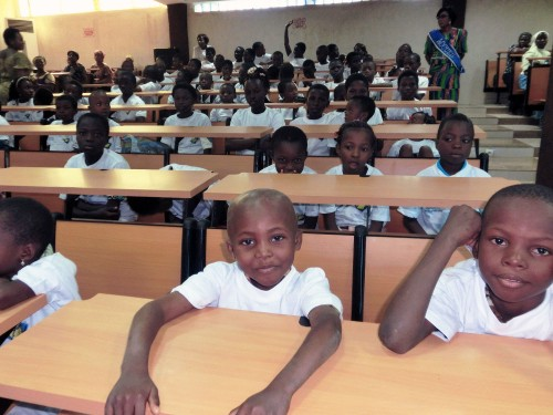 Lydia Ludic Togo a organisé l'arbre de Noël des enfants démunis au Togo