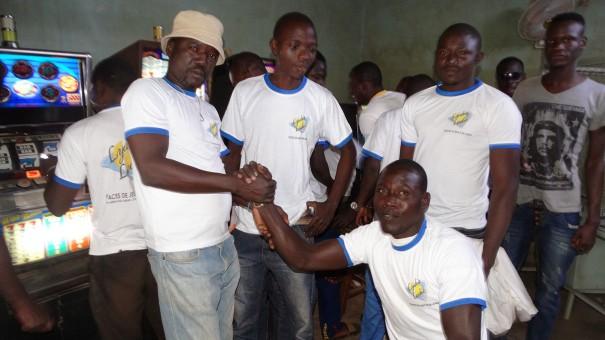Lydia Ludic Burkina Faso a animé son Espace de Jeux et de Loisirs du quartier Ouidi, à Ouagadougou