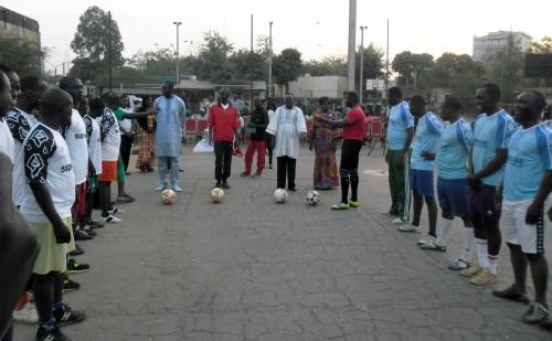 2016-01- Lydia Ludic Burkina Faso social Radio Télévision du Burkina (RTB), ouagadougou (13)