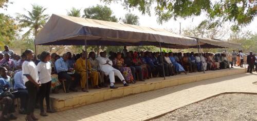 2016-01- Lydia Ludic Burkina Faso social Radio Télévision du Burkina (RTB), ouagadougou (3)
