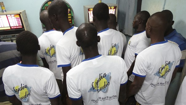 Animation Lydia Ludic Burkina Faso de l'Espace de Jeux et de Loisirs du quartier Bindougousso de Bobo-Dioulasso