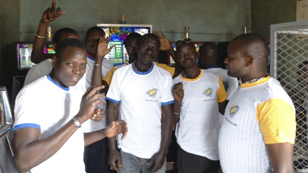 Lydia Ludic Burkina Faso a animé son Espace de Jeux et de Loisirs du quartier Patte d'Oie, à Ouagadougou