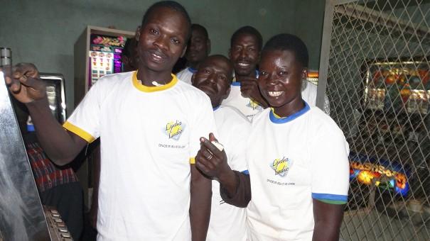 Lydia Ludic Burkina Faso a animé son Espace de Jeux et de Loisirs du quartier Zone 1, à Ouagadougou