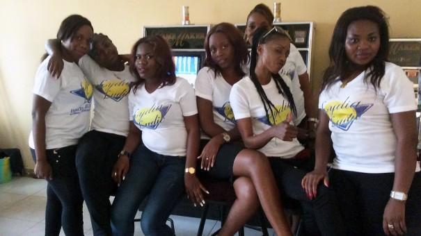 ºLydia Ludic RDC a animé son Espace de Jeux et de Loisirs de la commune Gombe, à Kinshasa