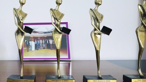 Lydia Ludic Côte d'Ivoire a décerné les prix Francis Perez pour la Liberté d'Expression