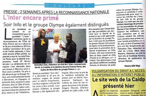 16-02-Lydia-Ludic-Côte-dIvoire-Abidjan-CSR-Social-Prix-Francis-Perez-Liberté-Expression-Presse-Inter