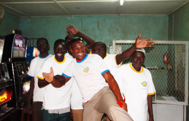 Lydia Ludic Burkina Faso a animé son Espace de Jeux et de Loisirs du quartier Quatréyaare, à Ouagadougou