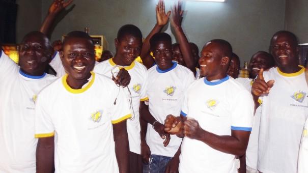 Lydia Ludic Burkina Faso a animé son Espace de Jeux et de Loisirs du quartier Cissin, à Ouagadougou