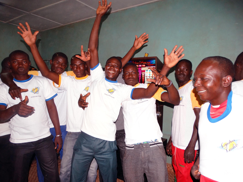 Lydia Ludic Burkina Faso a animé son Espace de Jeux et de Loisirs du quartier Wayalghin, à Ouagadougou