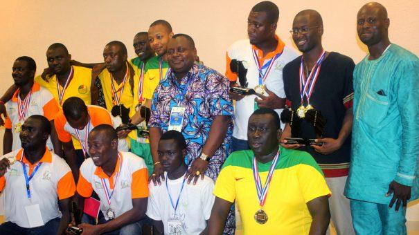 Lydia Ludic Togo a sponsorisé les 1ers Championnats d'Afrique de Scrabble