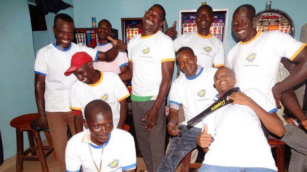 Animation Lydia Ludic Burkina Faso de l'Espace de Jeux et de Loisirs du quartier Sonsoroubougou de Bobo-Dioulasso