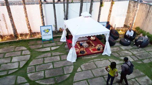 Lydia Ludic Côte d'Ivoire a organisé une soirée Mauritanienne spécialement pour ses clients