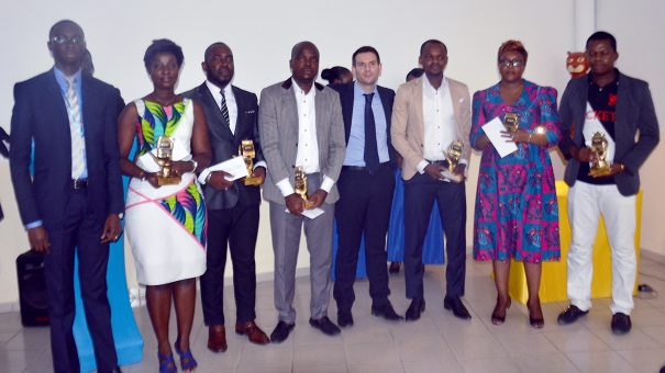 Fête du Travail : Lydia Ludic Côte d'Ivoire a organisé les Lydia Awards afin de récompenser ses agents méritants