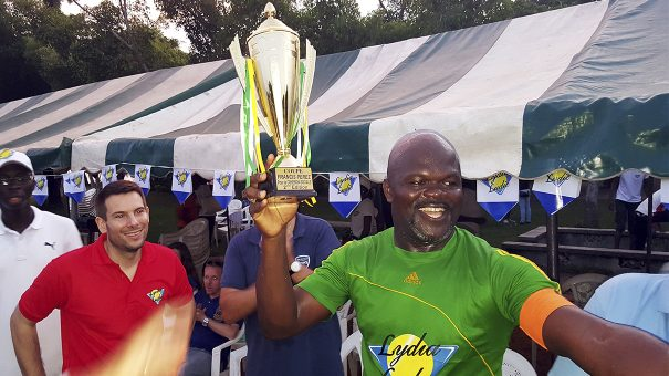 Lydia Ludic Côte d'Ivoire a organisé avec succès la 2de édition de la Coupe Francis Perez pour la Cohésion Sociale