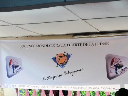 Lydia Ludic Togo a célébré la journée Mondiale de la Liberté de la Presse aux côtés des médias togolais