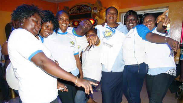 Lydia Ludic Burkina Faso a animé son Espace de Jeux et de Loisirs du quartier Sikasso Sira, à Bobo-Dioulasso