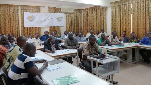 Lydia Ludic Burkina Faso forme ses délégués du personnel à Bobo-Dioulasso