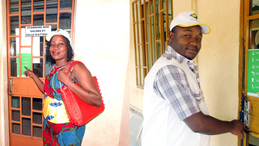 JGME PEFACO - Lydia Ludic Burkina Faso · Ouagadougou