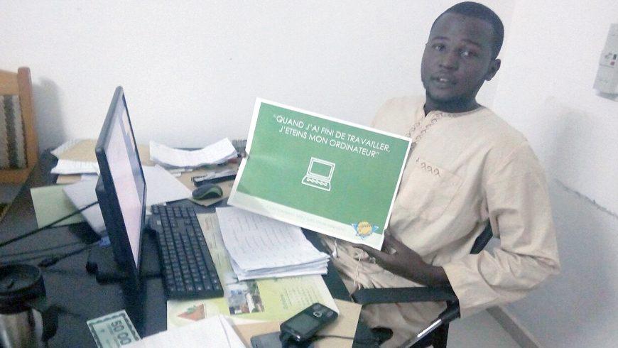 JGME PEFACO - Lydia Ludic Niger · Niamey