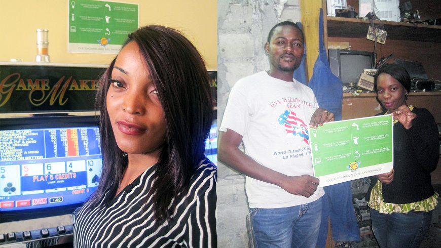 JGME PEFACO - Lydia Ludic RDC · Kinshasa