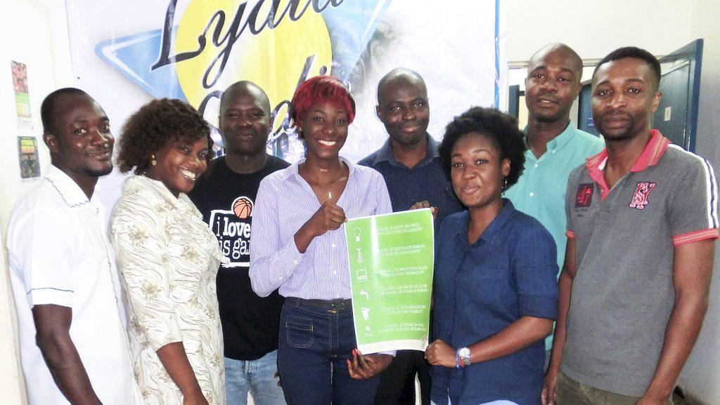Responsabilité Sociétale d'Entreprise : Lydia Ludic Togo sensibilise ses agents aux valeurs environnementales