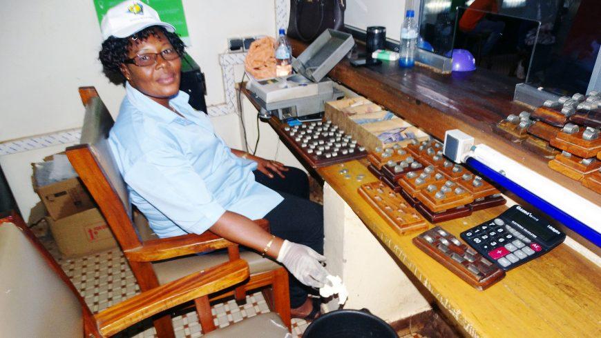 JGME PEFACO - Lydia Ludic Burkina Faso · Ougadougou