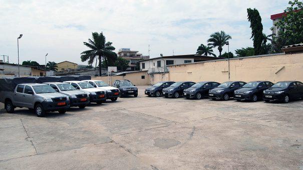 JGME_PEFACO : Lydia Ludic Bénin a acquis de nouveaux véhicules de déplacement respectueux de l'environnement