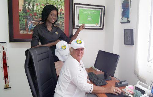 Les agents de Lydia Ludic Côte d'Ivoire ont débuté la campagne JOUEZ GAGNANT, MISEZ SUR L'ENVIRONNEMENT