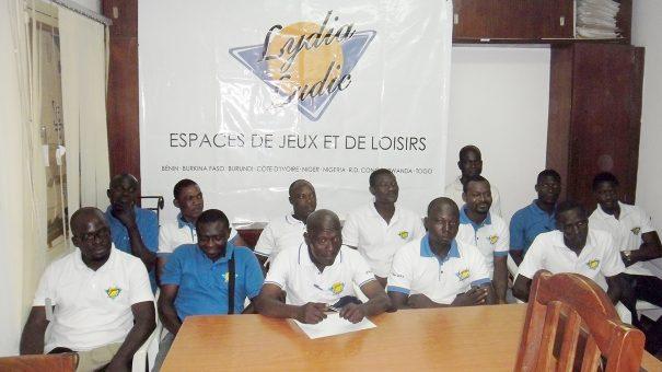 Après avoir suivi une formation, les chauffeurs Lydia Ludic Togo ont passé une évaluation de leurs compétences